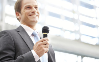 From Talking to Speaking to … Presenting