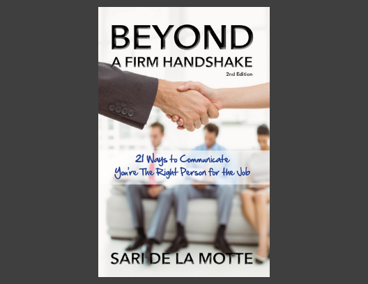 Beyond a Firm Handshake book